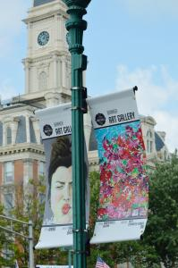 Alys Caviness-Gober Art Chosen For Banner Art Gallery In Downtown Noblesville